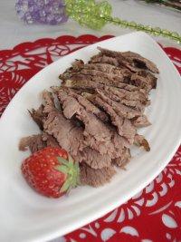 五香酱牛肉的做法步骤8