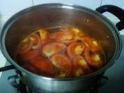 番茄牛肉蛋花汤的做法步骤2