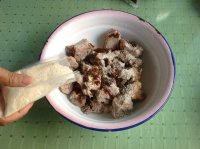 粉蒸排骨的做法步骤4
