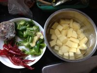 新疆大盘鸡的做法步骤1