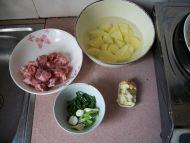 土豆烧排骨的做法步骤2