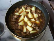 土豆烧排骨的做法步骤9