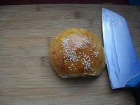 牛排汉堡的做法步骤9