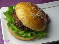 牛排汉堡的做法步骤14