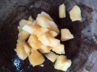 菠萝燕麦粥的做法步骤1