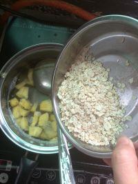 菠萝燕麦粥的做法步骤5