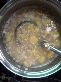 菠萝燕麦粥的做法步骤6