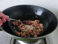 豌豆菠萝鸡丁的做法步骤6