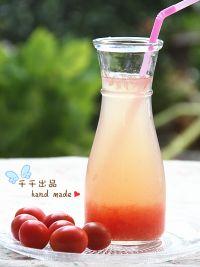 西柚龙井蜜茶的做法步骤5