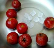 酸甜开胃的山楂藕片的做法步骤1