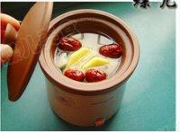 冰糖菠萝莲子银耳汤的做法步骤11