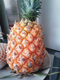 薄荷菠萝的做法步骤1