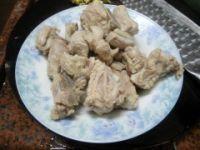 海带苹果排骨汤的做法步骤3