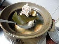 海带苹果排骨汤的做法步骤9