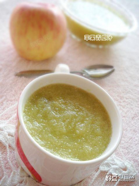 浓浓爱意苹果青瓜汁