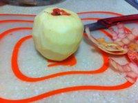 苹果奶昔的做法步骤1