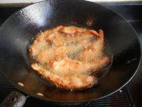 五香炸鱼片的做法步骤10
