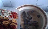 桂圆乌鸡汤的做法步骤3
