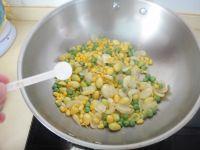 百合白果粟米粒的做法步骤5