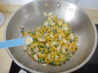 百合白果粟米粒的做法步骤6