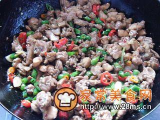 渝派江湖菜尖椒兔的做法
