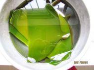 海带拌黄豆的做法步骤1