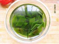 海带拌黄豆的做法步骤3