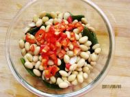 海带拌黄豆的做法步骤5