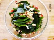 海带拌黄豆的做法步骤8
