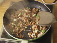 青椒海带肉丝的做法步骤5