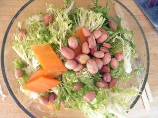 清凉美味的小凉菜凉拌苦菊的做法
