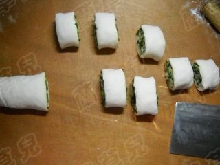 农家风味蒸菜馍的做法