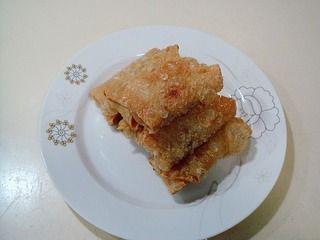 三鲜豆皮卷的做法