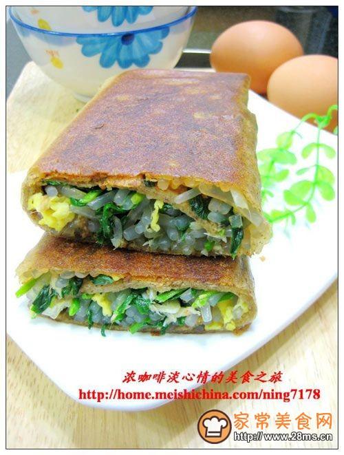 【菜谱换礼】―东北煎饼盒子的做法