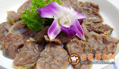 香卤牛肉的做法