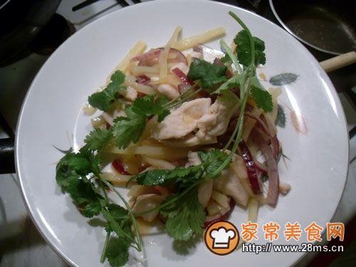 泰式甜辣酱鸡肉的做法