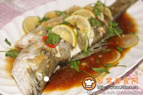 泰式檸檬魚的做法