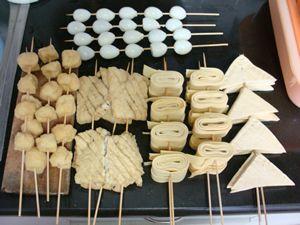 兰花串的制作方法-麻辣串串锅的做法