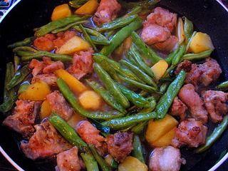 排骨家常网菜单做法米饭>土豆豆角炖美食的动物11.排骨煮不熟怎么办图片