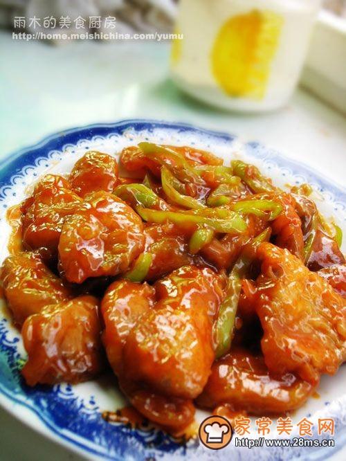 东北菜---【锅包肉】的做法