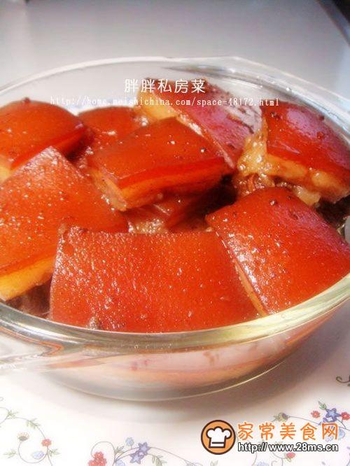 【浙菜】--东坡肉的做法