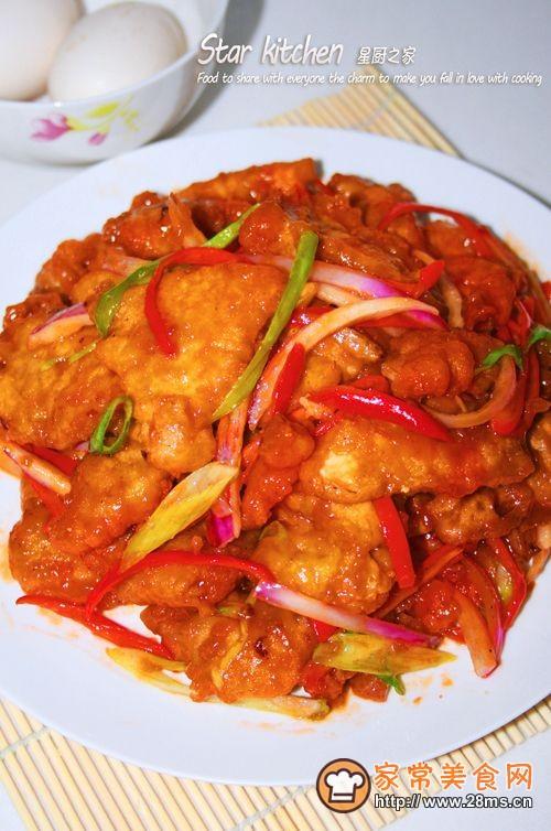 【吃放不下筷子的肉肉】东北锅包肉的做法