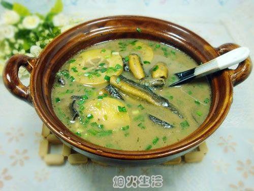 祛风湿食疗――木瓜鳝鱼的做法