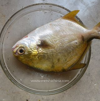 菜谱菜谱网特色身体肠道美食>v菜谱金鲳鱼的热菜做法是一种家常对鲳鱼的好食谱图片
