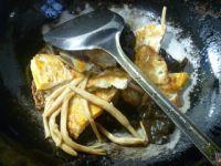 黄花菜黑木耳炒荷叶蛋的做法步骤4