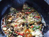 四川豆瓣鱼的做法步骤12