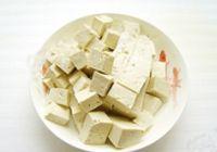 红油虾酱豆腐的做法步骤1
