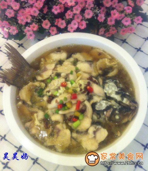 酸菜鱼的做法_怎么做酸菜鱼_如何做酸菜鱼-家常美食网