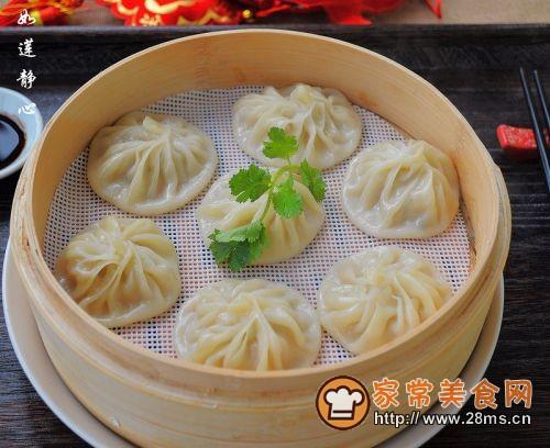 上海小笼包的做法