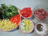 宽汤羊肉揪面片的做法步骤9